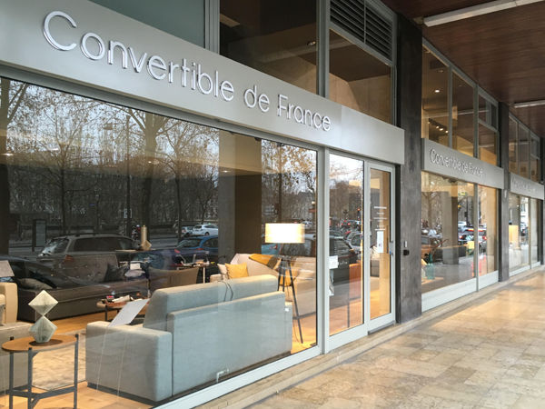 les magasins convertible de france. Black Bedroom Furniture Sets. Home Design Ideas