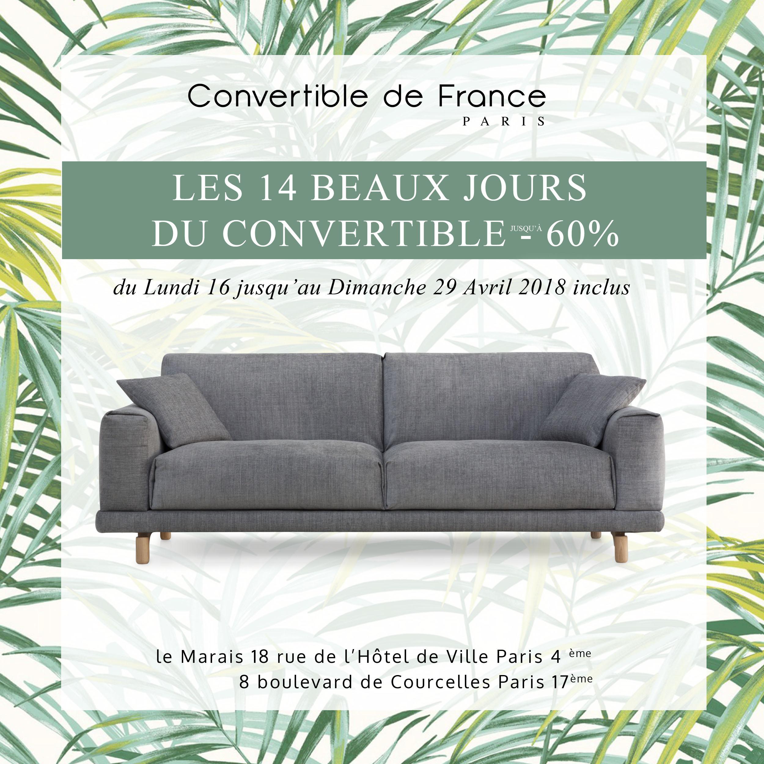 Convertible De France Vente Canapés Convertibles Et Canapés Lits - Magasin vente canapé